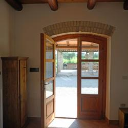 Door to outside terrazzo from lounge